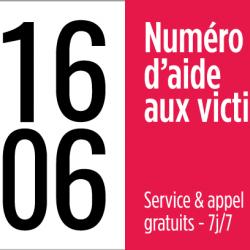 116006 Numéro d'aide aux victimes